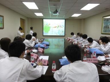 海外インターンシップ((株)テルモ中国工場, 杭州)